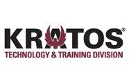 Kratos Technology & Training Division logo white background AVT