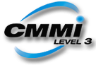 CMMI Level 3 logo no background AVT