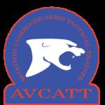 AVCATT Blue Wild Cat logo AVT Simulation