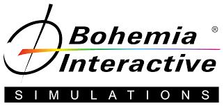 Bohemia Interactive Simulations white background Logo AVT