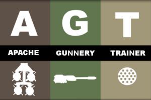 Apache Gunnery Trainer logo