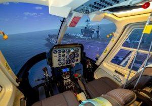 Flight Training Disruptors AVT Simulation Apache Gunnery Trainer